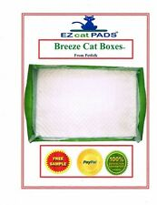 GENERIC PADS REFILLS FOR USE IN THE BREEZE LITTER BOX® 40-80-120ct FREE SAMPLES
