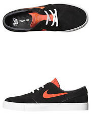 NIKE SB NIKE SB ZOOM STEFAN JANOSKI 333824-036 SHOE BLACK HOT LAVA Free Post
