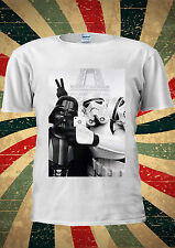 Star Wars SELFIE Funny Parody Darth Vader T-Shirt Vest Top Men Women Unisex 2035