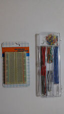 Breadboard with Jumper Wires