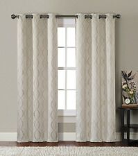 2 Piece Bryant Thermal Insulated Blackout Curtain Grommet Panels