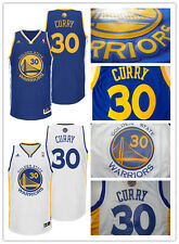 Stephen Curry #30 Golden State Warriors  Swingwan Blue/White Jersey