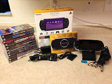 Sony PSP 3000 Bundle (System, Games, Compenent Cable)