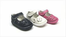 New Infant/Toddler Girls Genuine Leather Mary Jane Shoes Size  2 ~ 8