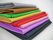 Lining fabric colourful 150cm wide satin curtain dress bag box lining material