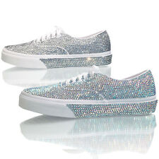 Marc Defang Ladies & Girls Youth Crystals Comfort Lace Up Sneakers