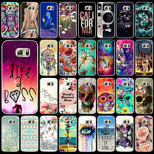 hard skin back cover for samsung galaxi note 4 case cat tiger printed etc design