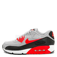 Nike WMNS Air Max 90 Essential [616730-014] NSW Running Wolf Grey/Infrared-Black
