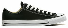 CONVERSE CHUCK TAYLOR ALL STAR Lo BLACK UNISEX CASUAL SNEAKERS MENS WOMENS SHOES