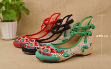 Ladies Chinese old Beijing embroidered shoes