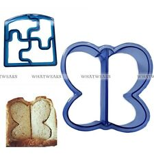 Lunch Kids Sandwich Toast Cookies Cake Bread Biscuit Food Cutter Mold Mould SOZ