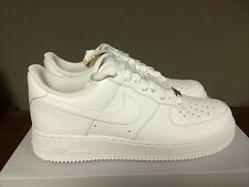 Nike Air Force 1 Low White Classic 07 '07 315122-111 LIMITED RARE AF1 Premium