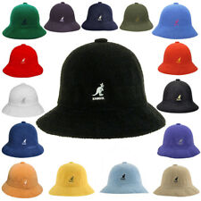 NEW100% Authentic KANGOL Bermuda Casual Bucket Cap Hat 0397BC Sizes S M L XL XXL
