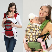 SINBII Baby Infant Toddler Hipseat Carrier Sling Simple Fit Double Set Ergo New