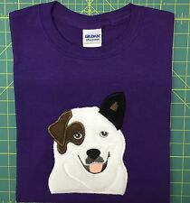 Dog With A Blog appliqued youth tee shirt