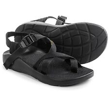 New Chaco Z/2 Unaweep Sandals water sport strap trail Black Sz 7-9 MSRP $100