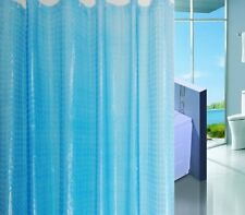 3D Cube Thicker PEVA Diamond Waterproof Mouldproof Shower Curtain for Home Motel