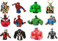 Marvel Characters Bust Bank Money Box Collection - Choose Your Own