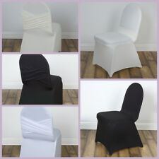 100 pc Spandex Banquet CHAIR COVER Stretchable Crisscross Design Wedding Party