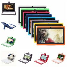 "iRulu 7"" 8GB/16GB WIFI Tablet PC Android 4.2 Dual Core&Camera w/ Keyboard New"