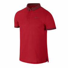 618924-600 New with tag Nike mens Tennis Roger Federer Premier polo shirt