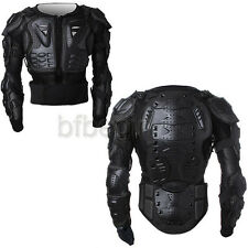 Motorcross Motorcycle Racing Full Body Armor Spine Chest Protective Jacket Gear
