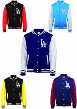 LA varsity jacket letterman mens womens Los Angeles