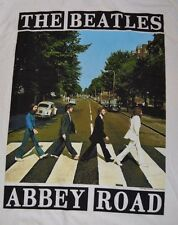 The Beatles Abbey Road Officially Licensed Album Cover T-Shirt Adult Tee