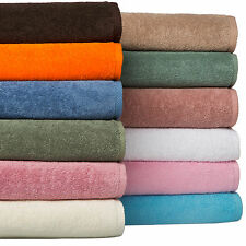 Arsenal Turkish Cotton Quick-dry 8-pc Towel Set w/ Bath Sheet