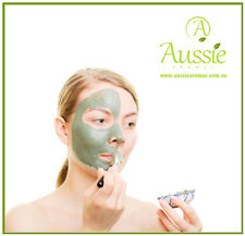 French Superfine Cosmetic Clay - 100% Pure & Natural - Face Masks, Body Wraps..