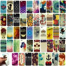 Housse étui coque case cover motif divers TPU silicone iPhone 4 4S 5 5S 5C 6Plus