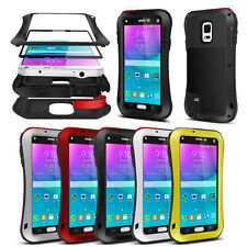 Waterproof Aluminum Metal Gorilla Case Cover For Samsung Galaxy Note 4 N9100
