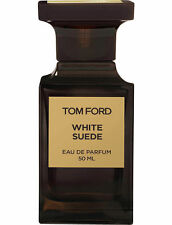 NEW TOM FORD WHITE SUEDE EAU DE PARFUM 50 ML UNISEX NOT IN BOXED