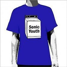 Sonic Youth - Washing Machine - Mens Short Sleeve T-Shirt