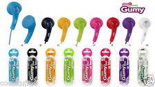 NEW JVC Gumy Gummy HA-F150 HAF150 Headphone Earbud Earphone for MP3 Cell PC