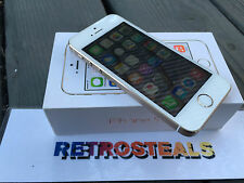 UNLOCKED APPLE IPHONE 5s GOLD GSM 16GB CELL PHONE AT&T OEM smartphone 6 plus sim