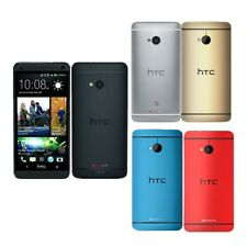 "HTC One M7 32GB 4.7"" GSM Factory Unlocked 3G FM Radio Android Smartphone"