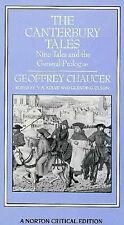 Chaucer, The Canterbury Tales: 9 Tales and General Prologue Norton Critical Ed.