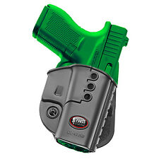 Fobus NEW Left Right Hand Adjustable Paddle Holster for GLOCK 43 - GL-43 ND