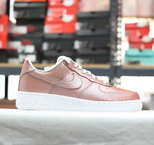 Nike Air Force 1 '07 LV8 QS Low Lady Liberty Statue Rust/Lime 812297-800 Sz8.5*