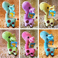 Plush Giraffe Cute Toy Animal Dear Doll Baby Girl Children Birthday Holiday Gift