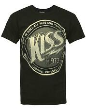 Official Kiss I Wanna Rock N Roll Men's T-Shirt
