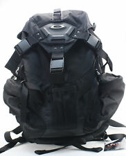 BRAND NEW Authentic OAKLEY ICON PACK 3.0 BAG BLACK BACKPACK 92075A-001 NWT