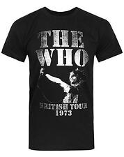 Official Who British Tour 1973 Men's T-Shirt