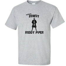 Rowdy Roddy Piper T Shirt Hotrod Roddy Piper T-Shirt 3 COLORS