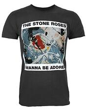 Amplified Stone Roses I Wanna Be Adored Men's T-Shirt