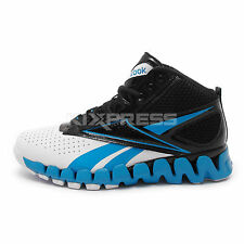 Reebok Zig Pro Future [J81611] Basketball Zigtech White/Black-Blue