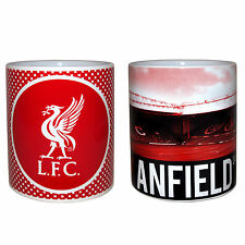 Liverpool FC Official Football Gift Boxed Ceramic Mug Red