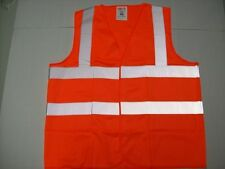 Tingley Safety Vest High Visibility ANSI 107-2004 Class2 Compliant Orange XL NEW
