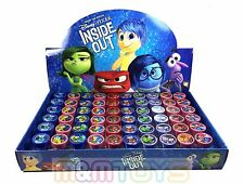 Disney Inside Out Emotions Self-Inking Stamps Pencil Topper Birthday Party Favor